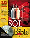 SQL Bible [With CDROM]