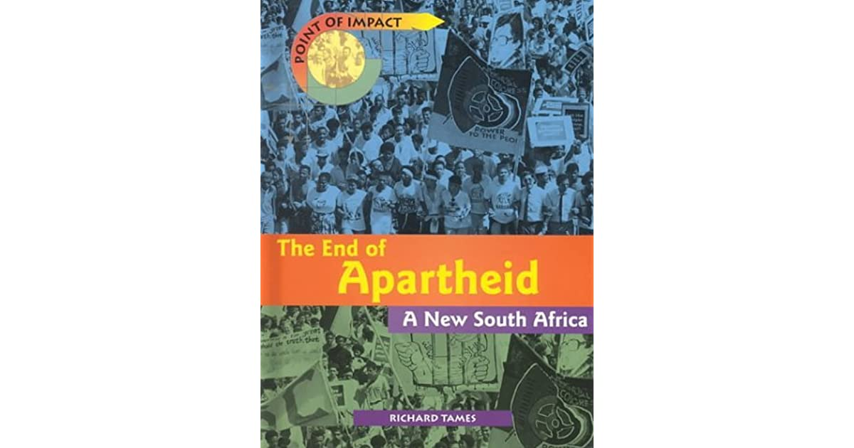 the ending of apartheid essay The hatred of apartheid in south africa 10 pages 2611 words november 2014 saved essays save your essays here so you can locate them quickly.