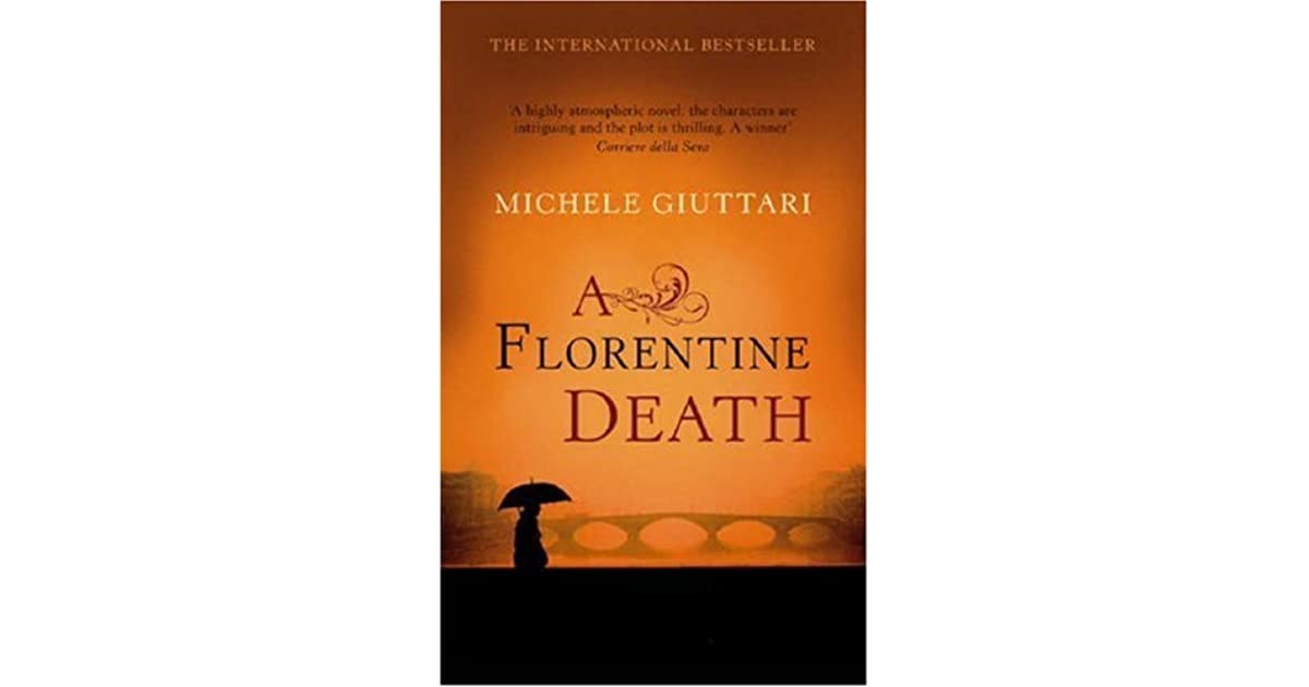 A Florentine Death (Michele Ferrara Series Book 1)