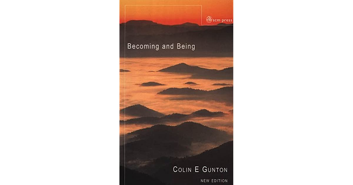 colin gunton essay prize David hempton yale university i am grateful to the late colin gunton and mark smith for their pattison's essay but john wesley's name is conspicuous by.