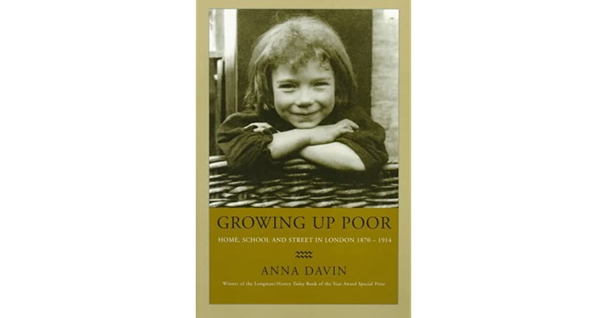 growing up poor essays See if growing up in poverty has a strong effect of their life in the present i will gather information on public opinion about the poor within canada and a survey to see if canadian citizens are aware of the poverty around them.