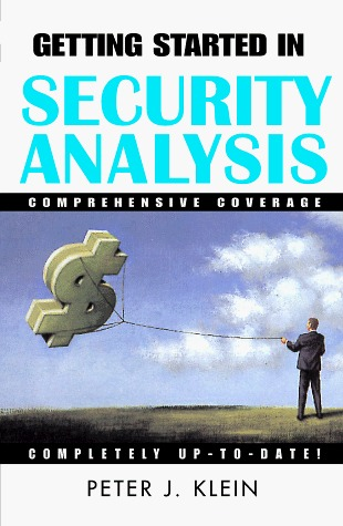Getting Started in Security Analysis (1998)
