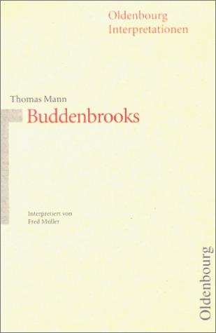 Mann, Thomas - Buddenbrooks