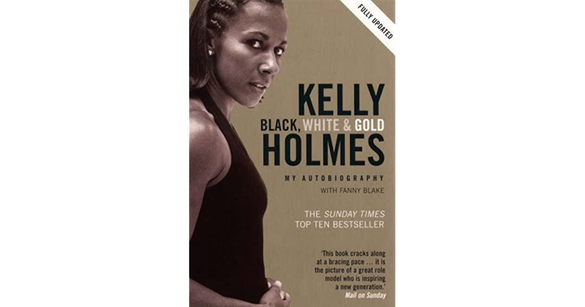 Black, White And Gold by Kelly Holmes