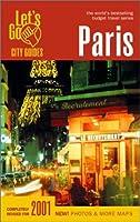Let's Go Paris 2001
