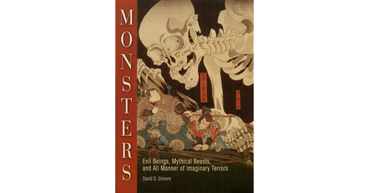 monsters evil beings mythical beasts and all manner of imaginary
