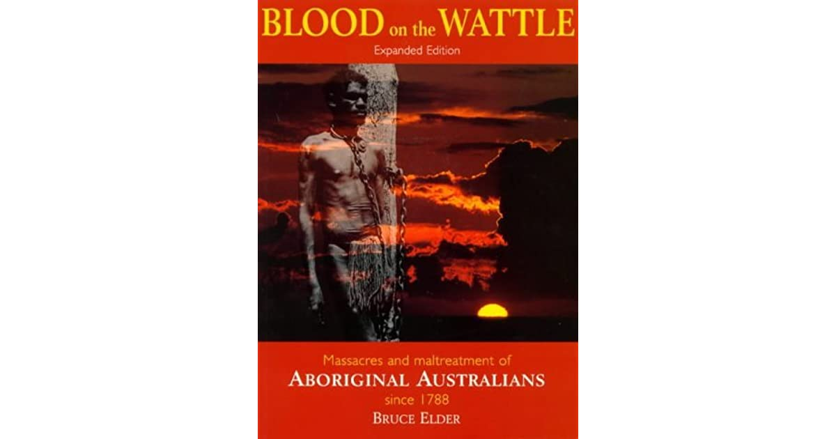 blood on the wattle ebook