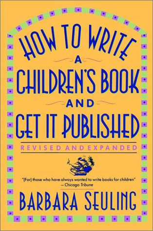 How to Write a Children's Book and Get It Published