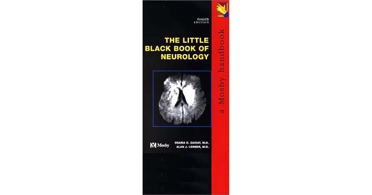 Little Black Book of Neurology by Osama O  Zaidat