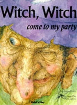 Sorcière, sorcière, viens à ma fête