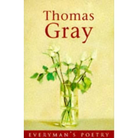 a study of elegy and thomas gray a famous elegy author Elegy written in a country church yard by gray, thomas and a great selection of similar used, new and collectible books available now at abebookscom.