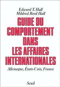 Guide Du Comportement Dans Les Affaires Internationales