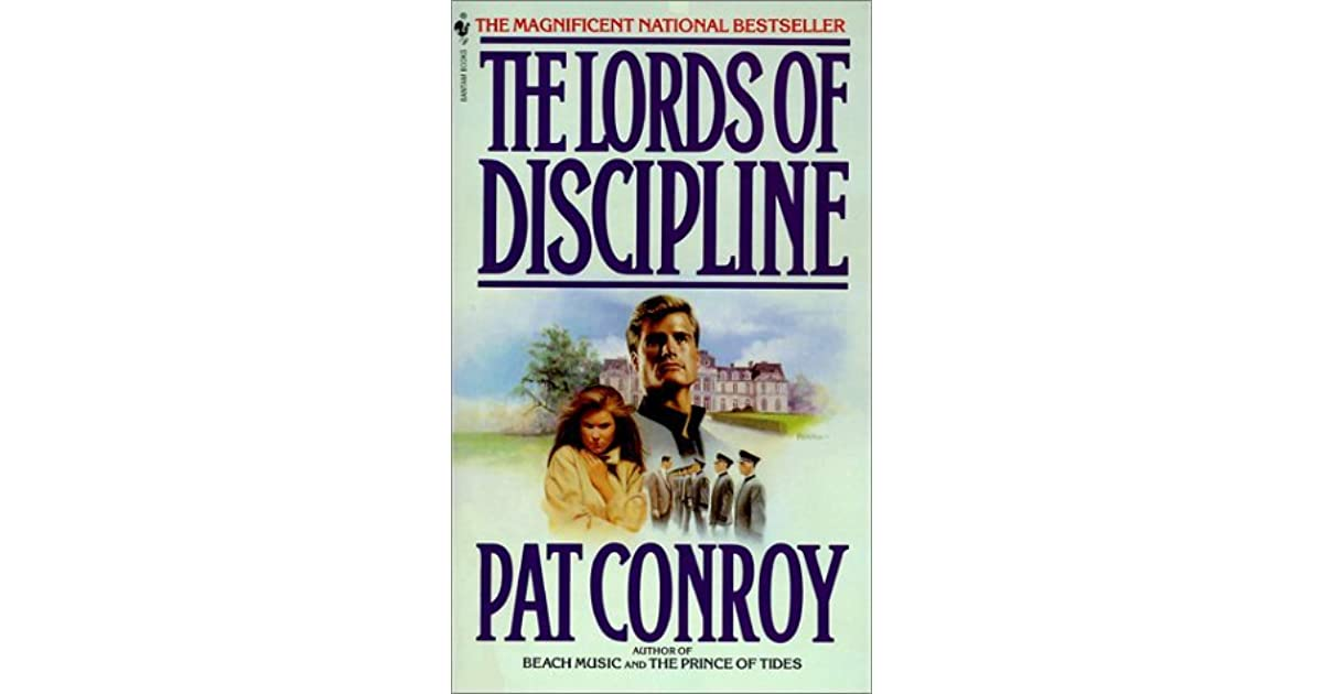 a summary of the lords of discipline by pat conroy