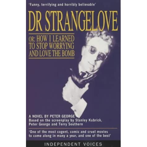Dr. Strangelove or: How I Learned to Stop Worrying and Love the Bomb Blu-ray