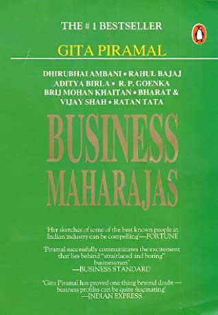Business Maharajas (Penguin business)