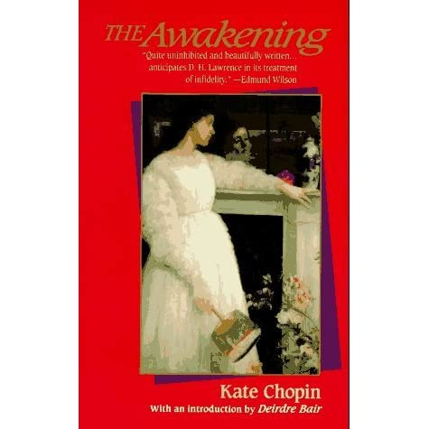 "the development of the meaning of the title of the novel the awakening by kate chopin The awakening is a novel is written by kate chopin the awakening opens the awakening is a novel is written by kate and the ""awakening"" to which the title."