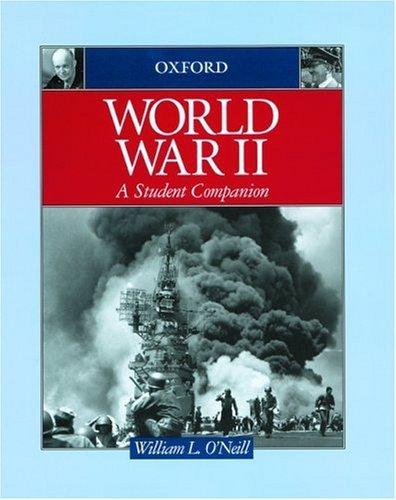 World War II A Student Companion