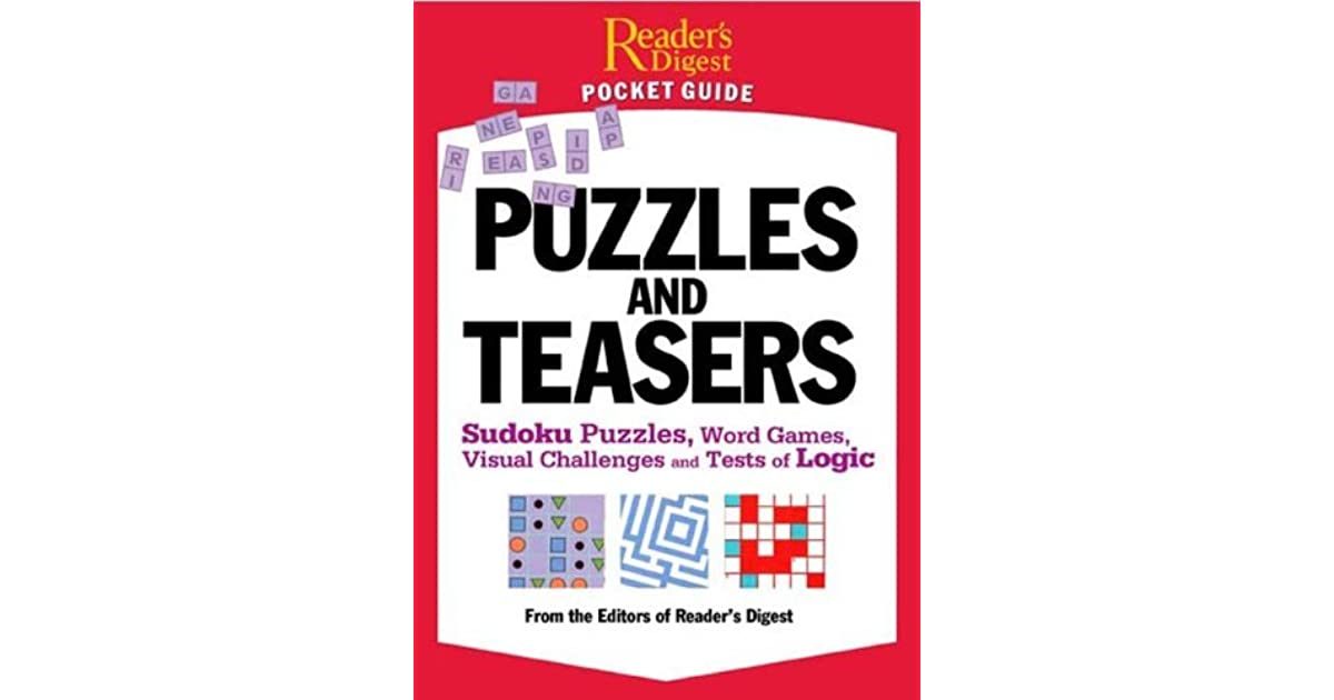 Puzzles and Brain Teasers: Sudoku Puzzles, Word Games