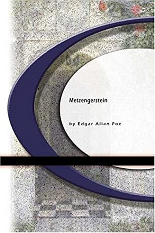 Cover of Mezengerstein by Edgar Allan Poe