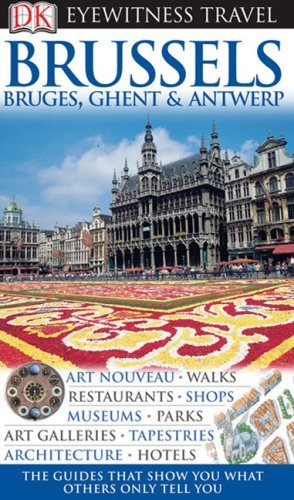 Brussels-Bruges-Ghent-Antwerp