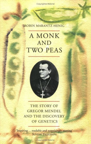 A Monk and Two Peas
