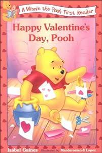 Happy Valentine's Day, Pooh (Winnie the Pooh First Reader, #24)