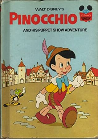 Walt Disney's Pinocchio and His Puppet Show Adventure