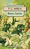 Beau Geste by P.C. Wren