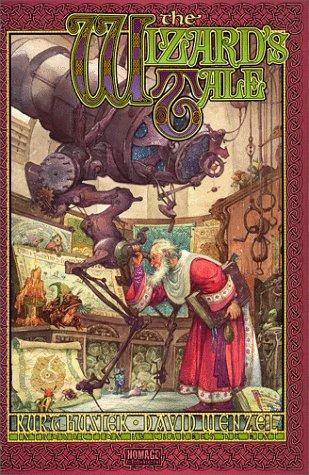 Wizards Tale by Kurt Busiek