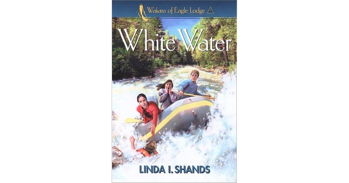 White Water (Wakara of Eagle Lodge Book #3)