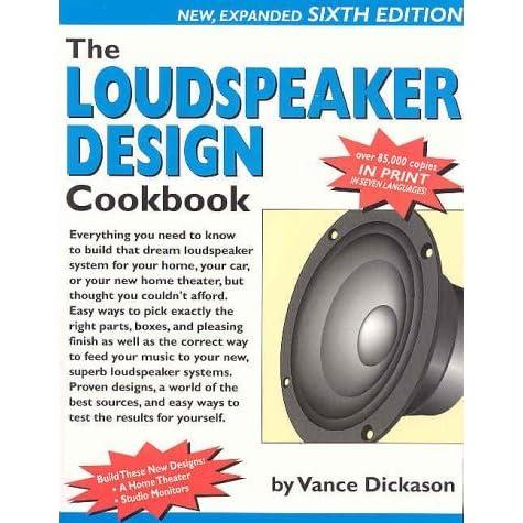 loudspeaker design cookbook pdf download