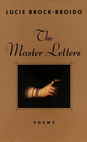 The Master Letters: Poems