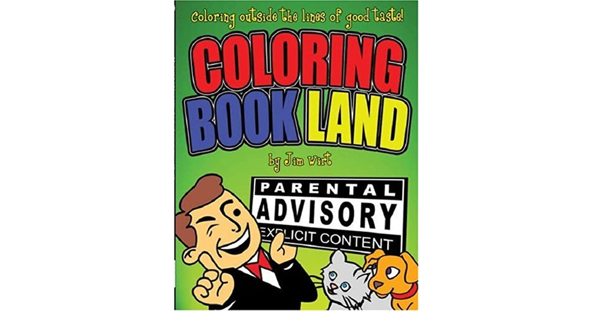 Ryan Holiday\'s review of Coloring Book Land: Coloring Outside the ...