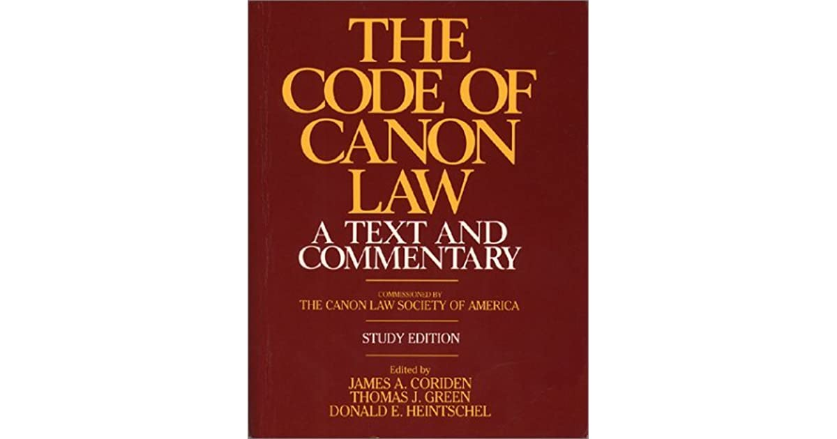 Image result for code of canon law
