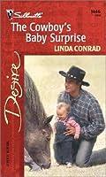 The Cowboy's Baby Surprise (Silouette Desire, 1446)