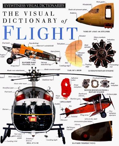 The Visual Dictionary of Flight (DK Eyewitness)