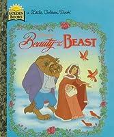 Beauty And The Beast (Disney) (A Little Golden Book)