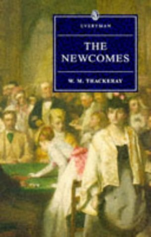 The Newcomes book cover