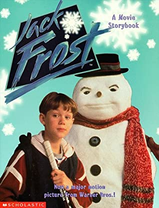 Jack Frost Horror Movie Poster