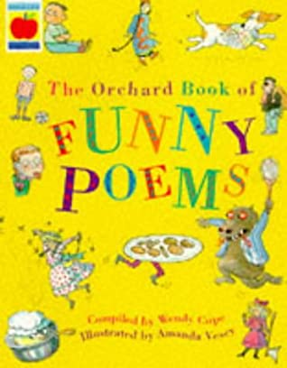 The Orchard Book Of Funny Poems (Books For Giving)