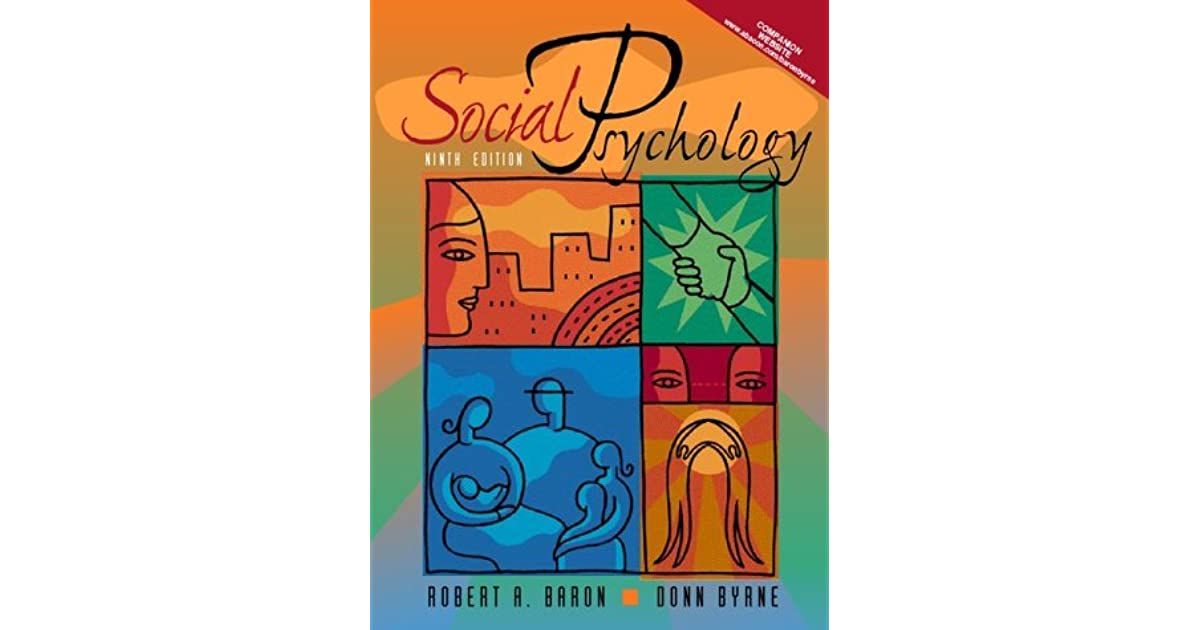 Social Psychology Baron & Byrne Ebook