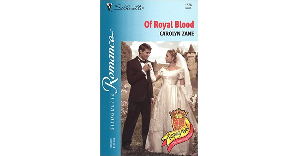 Of Royal Blood By Carolyn Zane