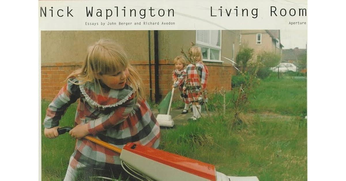 Living Room By Nick Waplington