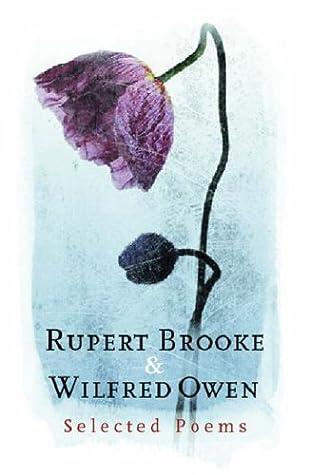 Rupert Brooke Wilfred Owen Selected Poems By Rupert Brooke
