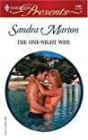 The One-Night Wife (O'Connells, #5)