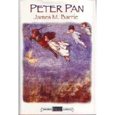 Peter Pan by J.M. Barrie — Reviews, Discussion, Bookclubs ...