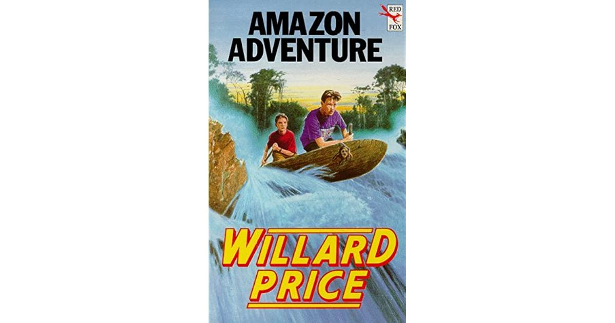 A New And Accurate Map Of The World 1628.Amazon Adventure By Willard Price