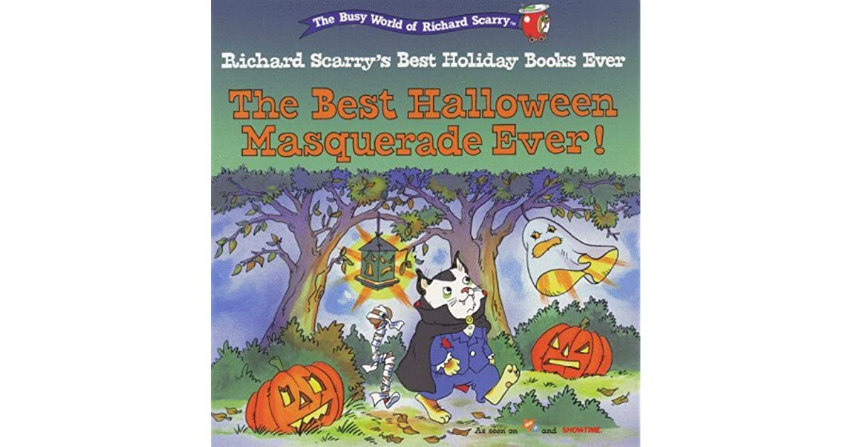 the best halloween ever book report A cute halloween book featuring everyone's favorite teddy bear, corduroy loved  by: preschool kindergarten 1st grade summary: halloween is almost here, and.
