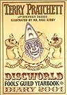 Discworld Fools' Guild Diary 2001