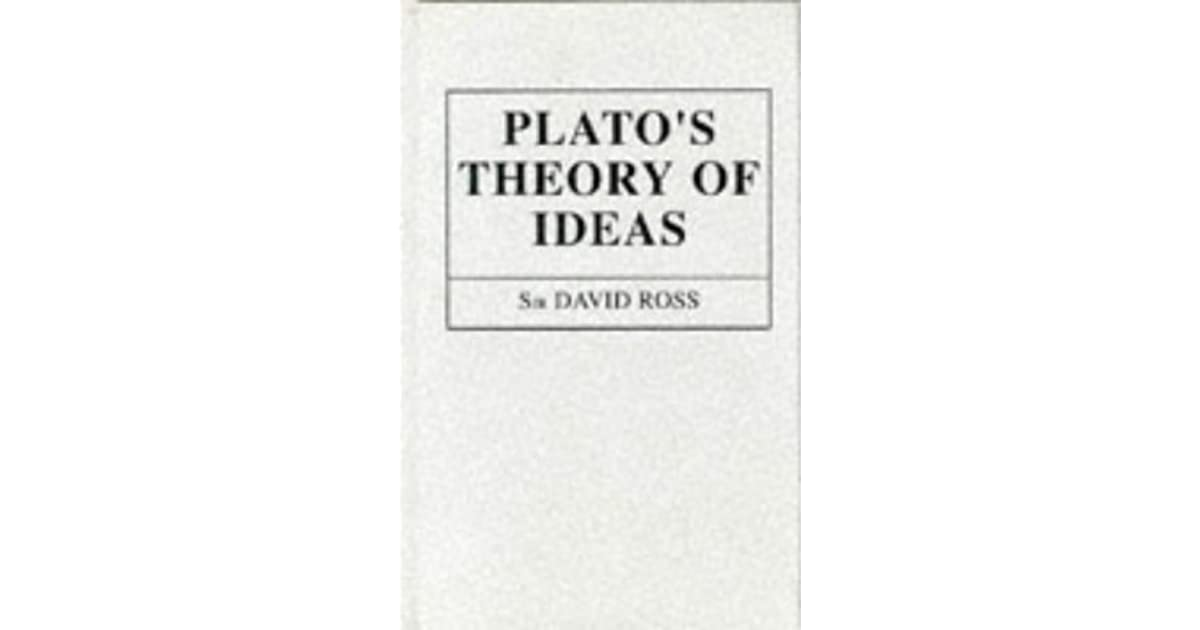 plato s euthyphro and the earlier theory of forms rle plato allen r e